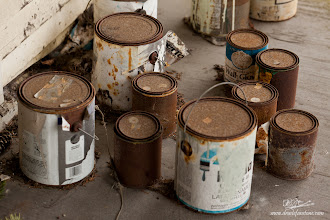 Photo: Old Paint Can Serenade