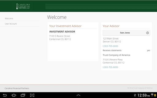 Carolina Financial Partners
