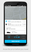 Screenshot of Addison Lee – London Minicabs