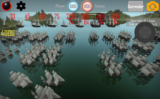 MEDIEVAL NAVAL OPS : WARSHIPS of WORLD 1.3 screenshots 11