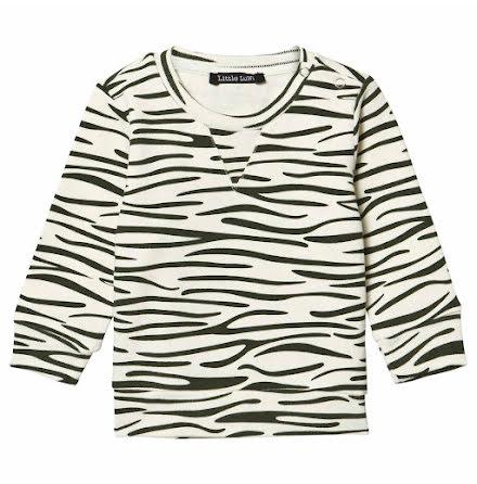 Little LuWi Khaki Tiger Sweatshirt