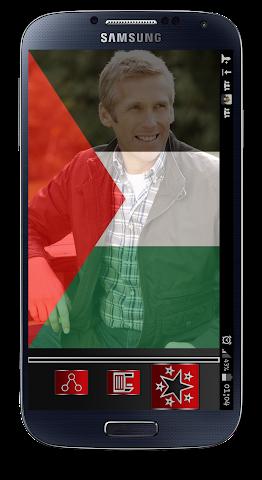 android Le drapeau palestinien Screenshot 3