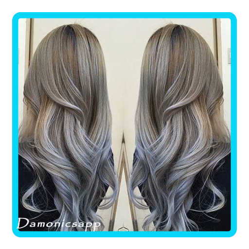 New Hair Color Trend Ideas - Apps on Google Play