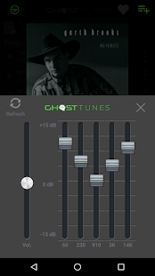 GhostTunes- screenshot thumbnail