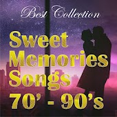 Sweet Memories Love Songs 70's - 90's