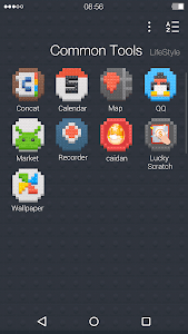 Lego Style: DU Launcher Theme screenshot 2