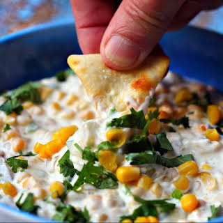 Addicting Zesty Corn Dip.