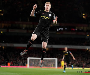 🎥 One-man-show van KDB op Arsenal: Belg is uitblinker in topper met voet in elke goal