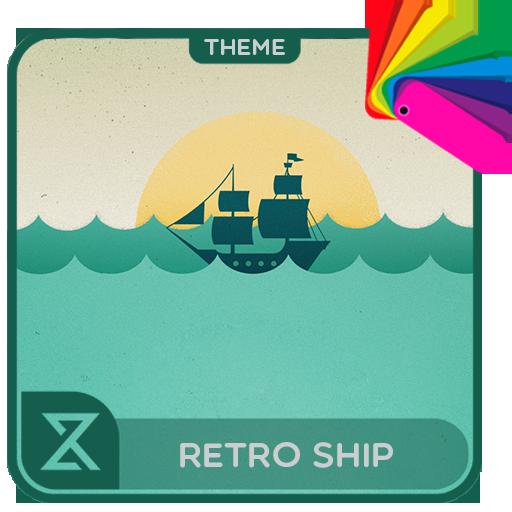 Retro Ship