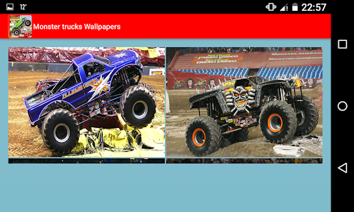 Monster Trucks Wallpapers Apps On Google Play