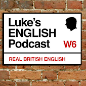 Luke's English Podcast App