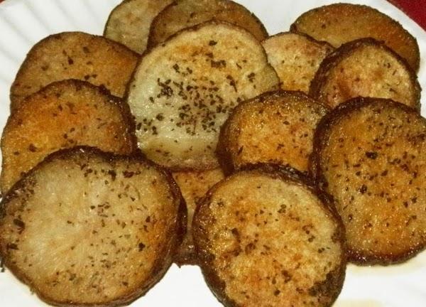 Seasoned Basil Potatoes Recipe