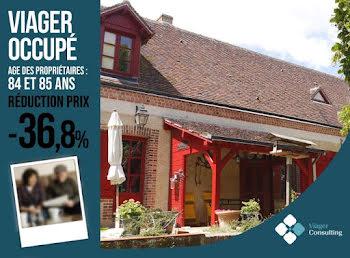 viager à Saint-Hilaire-la-Gravelle (41)