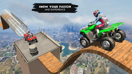 ATV Quad Bike Simulator 2019: Quad stunts Bike 4x4 screenshots 6