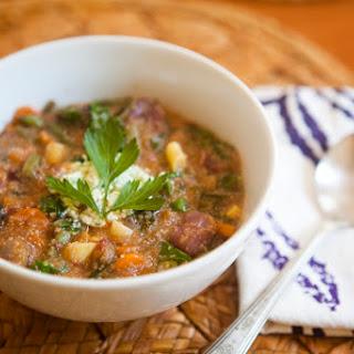 Veggie Amaranth Stew.
