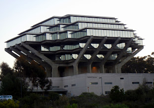 Photo: UCSD Geisel Library