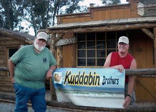 Photo: The Kuddabin Brothers, Rick Hartmann & Todd Maddox.