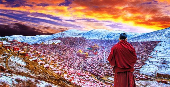 Lá bài Phật Giáo tại Trung Quốc