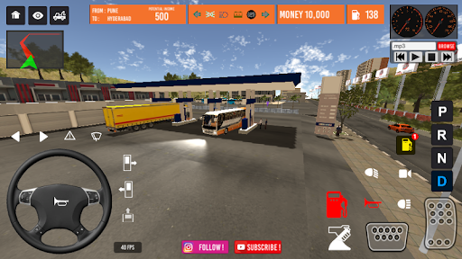 INDIA BUS SIMULATOR 2.0 screenshots 6