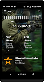 DMB Timer screenshot 00