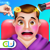 Make up Spa Salon – Daddy's makeover for Girls