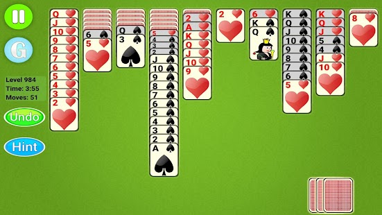 Spider Solitaire Epic- screenshot thumbnail