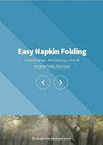 Easy Napkin Folding - screenshot thumbnail 01