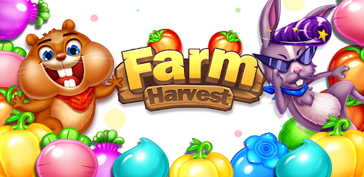 Farm harvest 3- juice jam heroes free match 3 game for PC