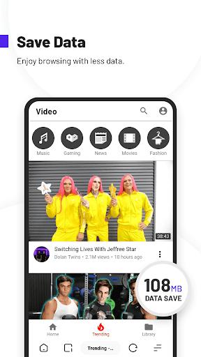 UC Browser Turbo screenshot 6