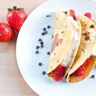 Strawberry Tacos