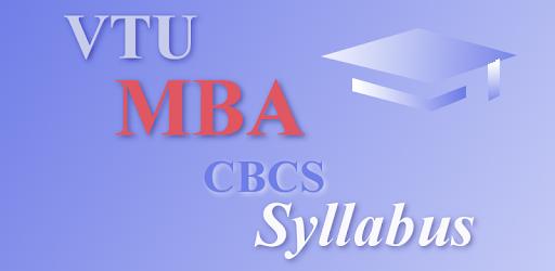 VTU Syllabus - MBA (CBCS) - Apps on Google Play