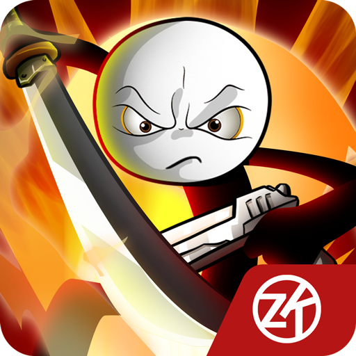 Stick vs zombie - Stickman warriors - Epic fight