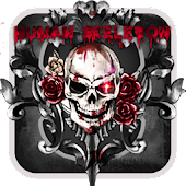 Skull queen rose blood darkness launcher