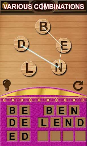 Word Connect- Puzzle Words- Word Search-Word Games 1.0 screenshots 6
