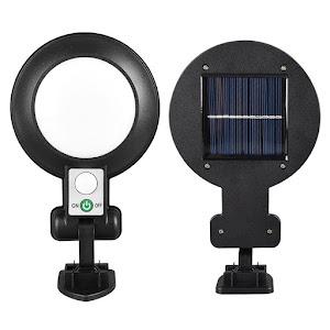 Lampa solara 32 LED si senzor de miscare JX-166