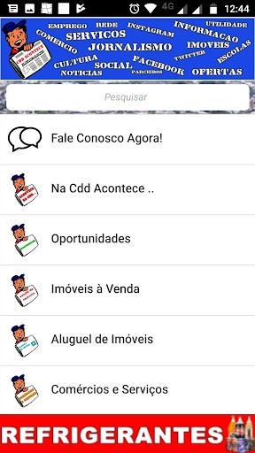 Jornal Cdd Acontece  screenshots 1