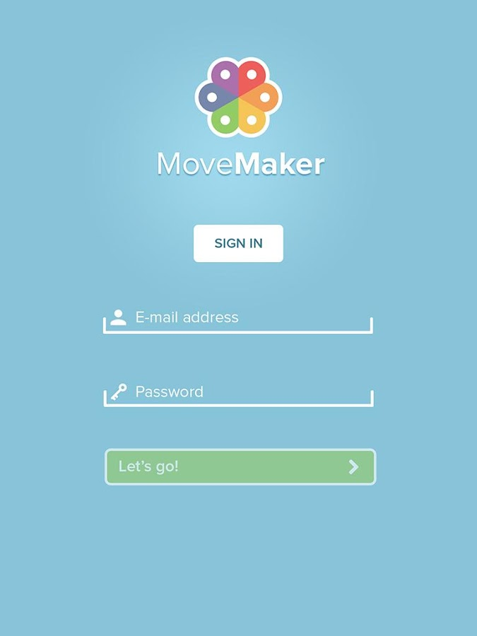 MoveMaker- screenshot