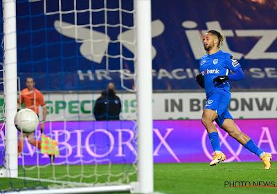 """Zeven goals in vier wedstrijden voor Theo Bongonda: """"Als we zo voetballen, zijn we een van de beste ploegen van België"""""""