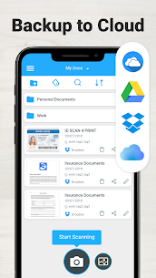 Scanner App To PDF – TapScanner App Download For Android and iPhone 4