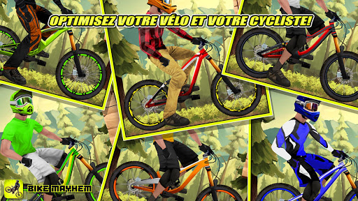 Code Triche Bike Mayhem Mountain Racing APK MOD screenshots 3