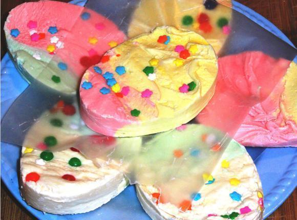 Grace's Easter Cotton Candy Fudge Recipe