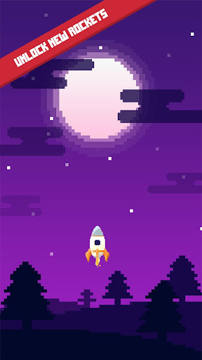 Turbo Rocket - Space Adventure