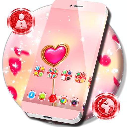 Pink Valentine Lovers