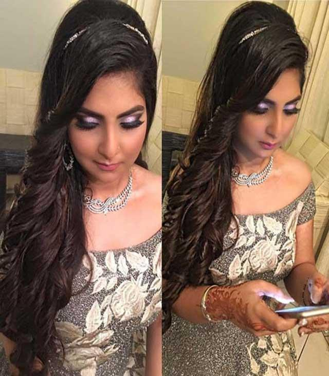 Indian traditional bun hairstyles-4589