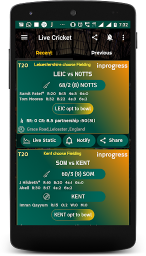 Download Live Cricket Score 2019 Schedule Cricket News On Pc Mac With Appkiwi Apk Downloader