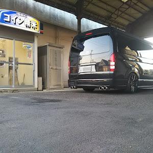 ハイエースワゴン TRH214W GLワゴンのカスタム事例画像 ひかりんさんの2020年03月21日07:12の投稿
