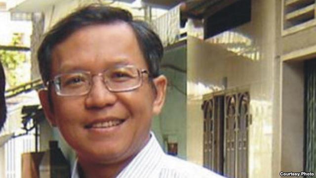 Pham Minh Hoang or blogger Phan Kien Quoc