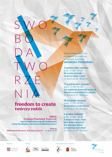 Swoboda tworzenia | Freedom to create | rodzice