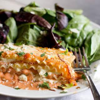 Lasagna Rosa.