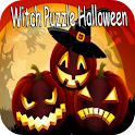 Witch Puzzle Halloween icon